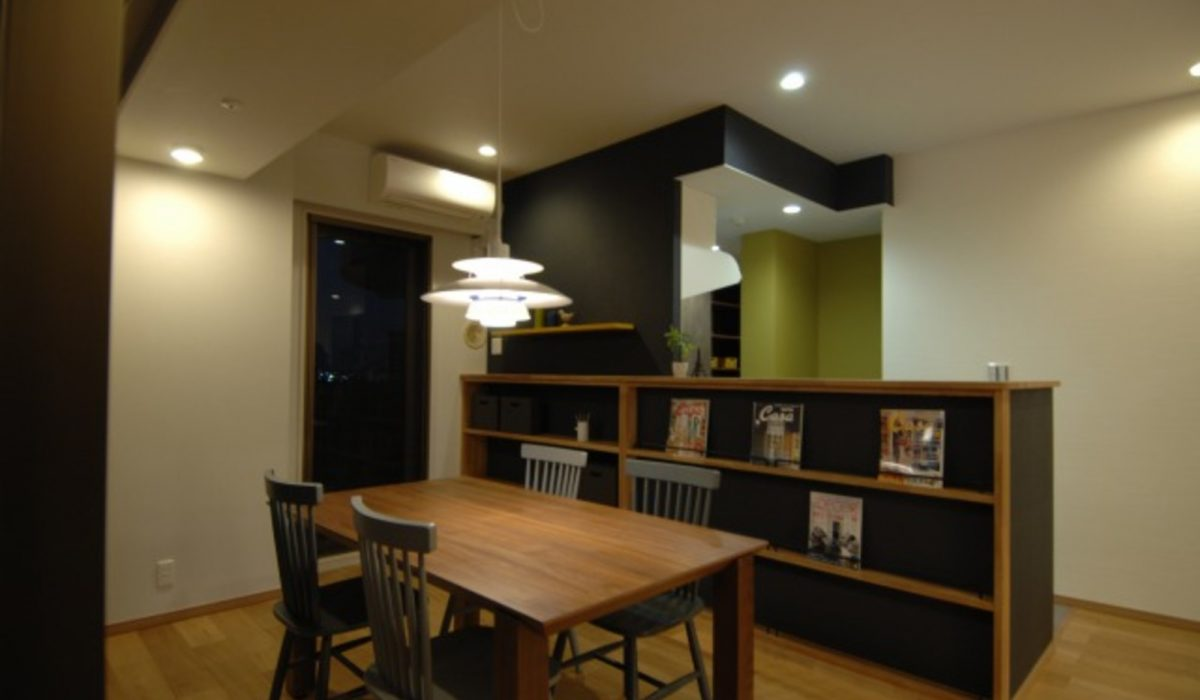 すてきな住まいへリノベーション<br /> 家族との時間を楽しむLDK<br /> お気に入りのカフェスタイル空間<br /> 大好きな空間で週末を楽しむ