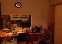 キッチン前カウンター