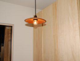 玄関のアクセント照明
